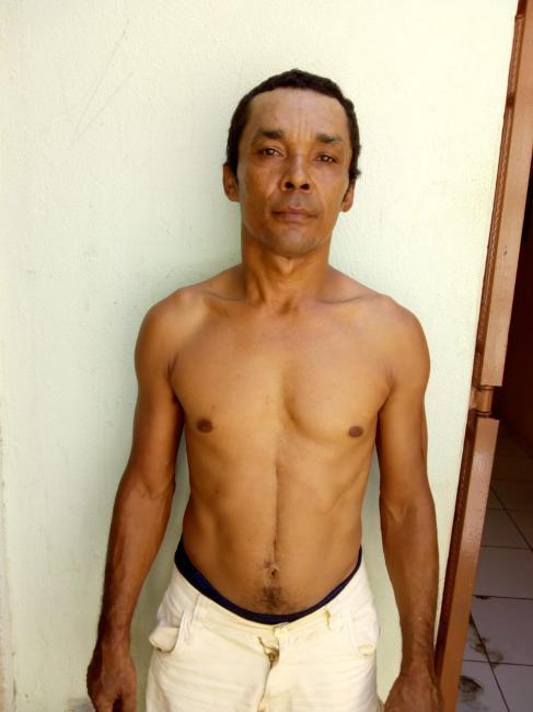 Em Campo Largo, GPM cumpre mandado de prisão a acusado de homicídio em bar