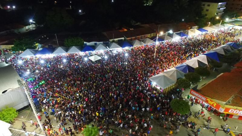 Água Branca encerra programação de festejos com shows musicais