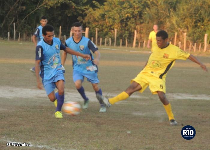 Abertura do Grupo C no Campolarguense 2018, com empate em 01 a 01 pra Costa  e Lagoa Dantas