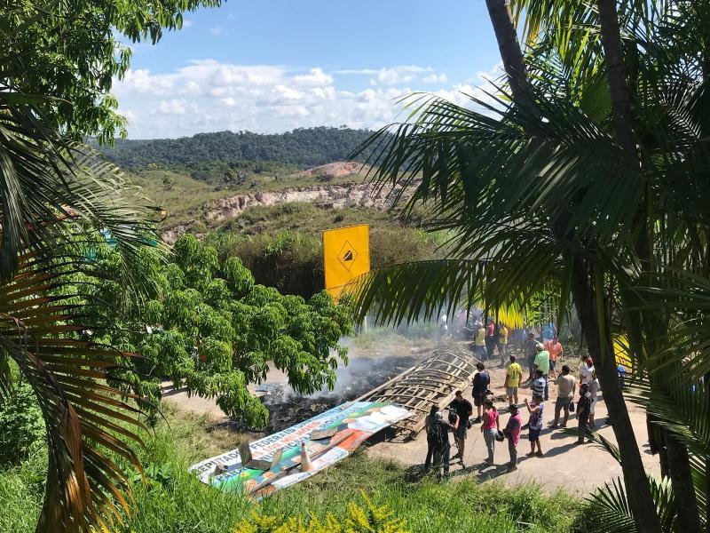 Em Roraima, governo reforça segurança na fronteira com a Venezuela