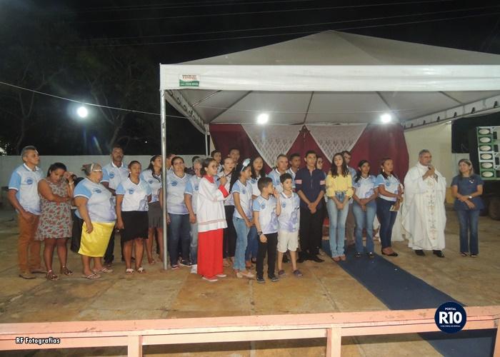 Pe. Eduardo celebra missa de encerramento da Semana Nacional da Família em Campo Largo