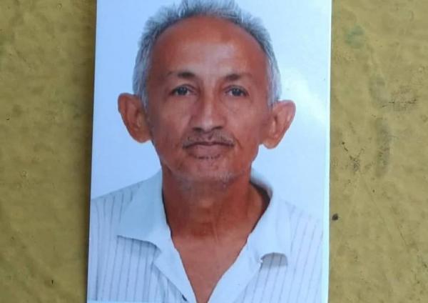 Família pede ajuda para encontrar idoso desaparecido no Piauí