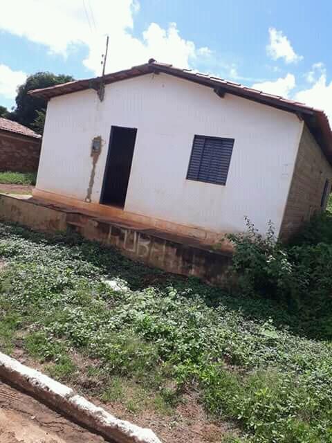 Casa á venda em Lagoa do Sítio - Piauí