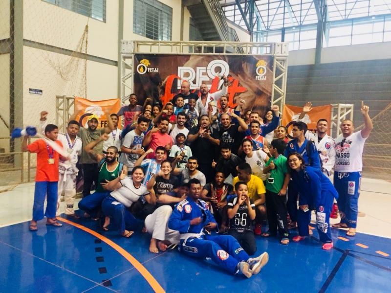Atletas correntinos de JIU-JITSU são destaque em Palmas - TO