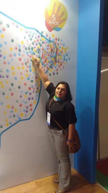 Secretária Rosinha Lima participa de encontro Nacional de Secretários de Educação