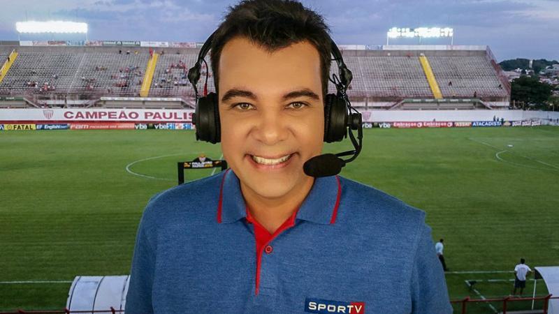 """Narrador do SporTV é demitido e revela: """"Não esperava"""""""
