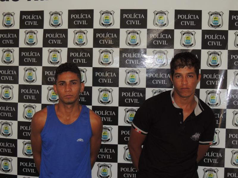 Acusados de assaltar e estuprar mulher no Piauí são presos