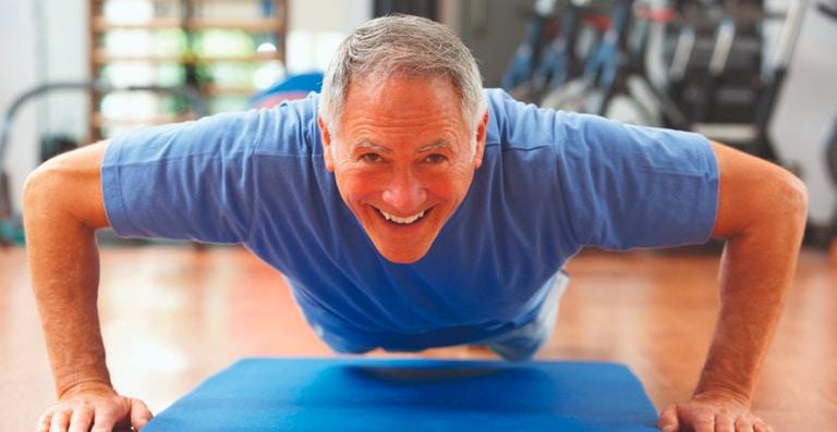 Suplementação é apenas para quem pratica exercício físico?