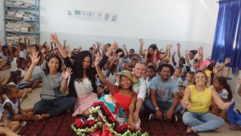 Secretaria de Cultura realiza atividades em comemoração ao dia do folclore brasileiro