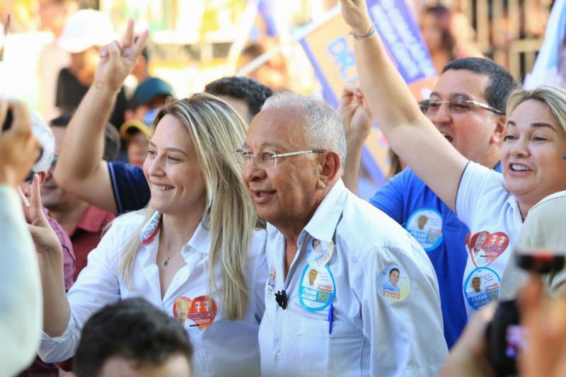 Dr. Pessoa inicia campanha em Teresina com caminhada no Promorar