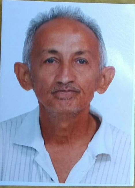 Família oferece recompensa para quem tiver informações de idoso desaparecido
