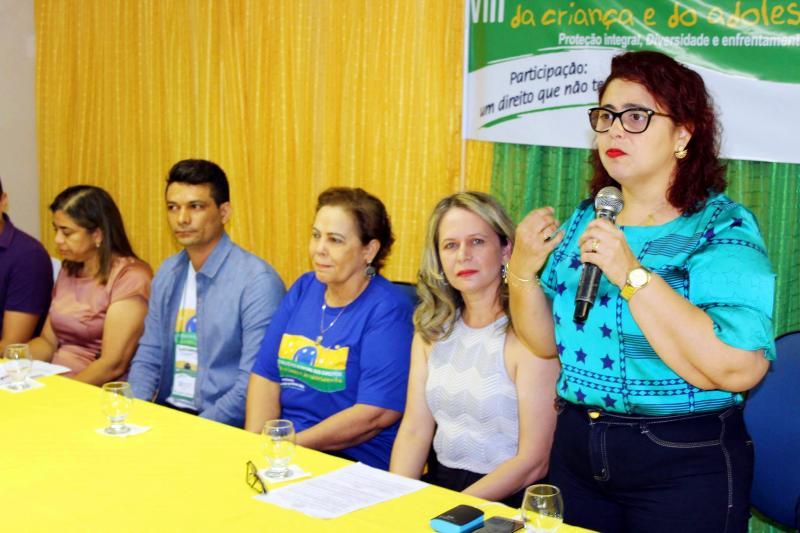 Altos realiza VIII Conferência Municipal dos Direitos da Criança e do Adolescente