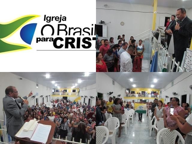 Igreja O Brasil Para Cristo convida a todos para festividades de 35 anos