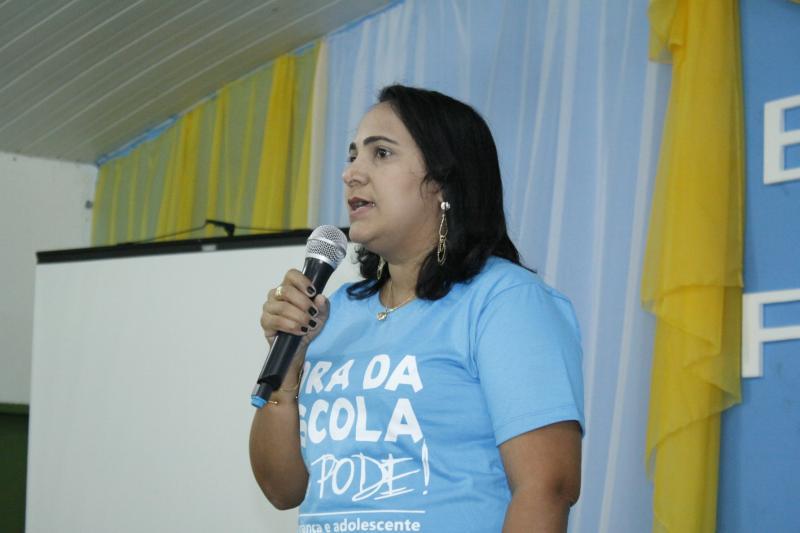 SEMED faz o lançamento oficial do Projeto Roda de Conversa – Resgatando os Valores da Família