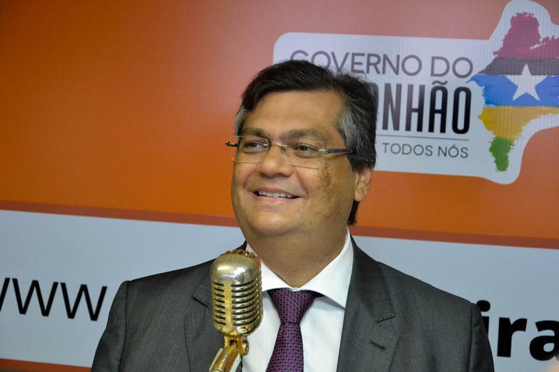 Governador do Maranhão Flávio Dino anuncia redução no ICMS