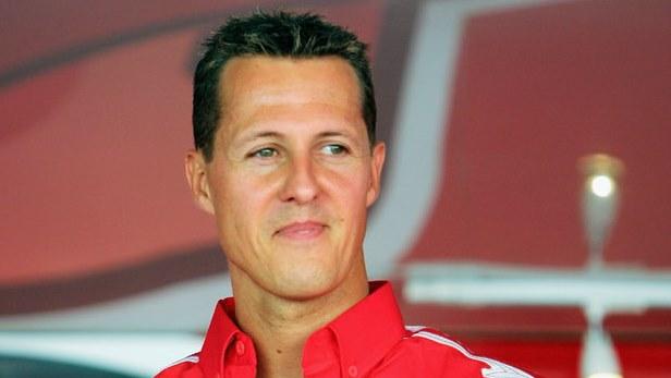 Schumacher 'chora ao ver belezas naturais', diz familiar