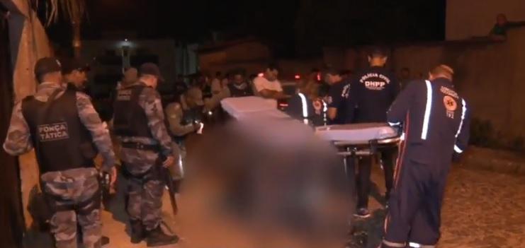 Suspeito de assalto é morto na zona sul de Teresina