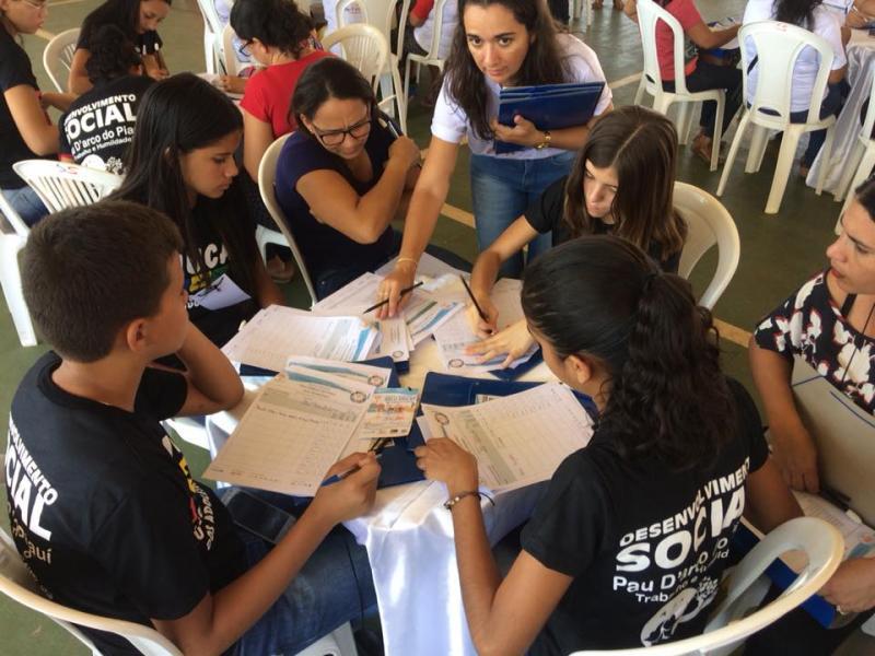 Pau D'Arco realizou o I Fórum Comunitário do Selo UNICEF