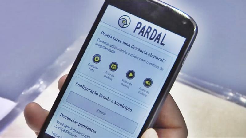 Eleitor pode denunciar infrações na campanha por meio de aplicativo