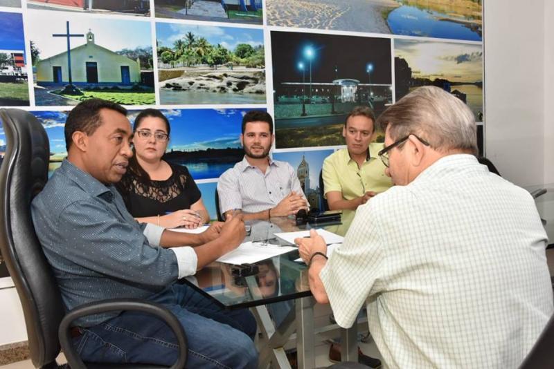 Prefeitura de Floriano e CODEVASF anunciam obras em Floriano