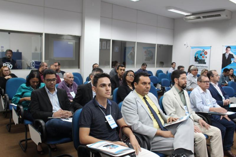 CRA-PI promove 6º encontro de profissionais da administração