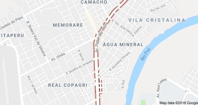 Novo semáforo começa a funcionar na zona norte de Teresina