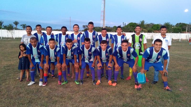 Equipe do União após a vitória em cima do MAFC (Crédito: Foto RF Fotografias)