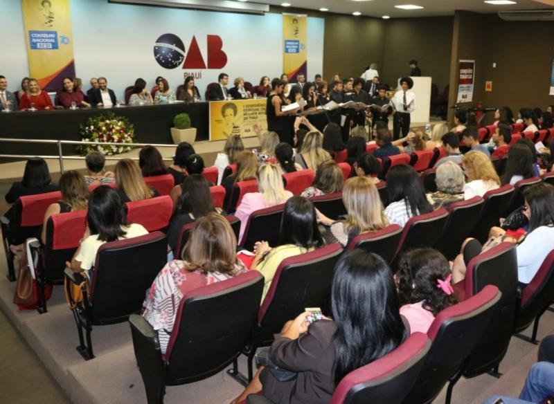 I Conferência Estadual da Mulher Advogada em Teresina