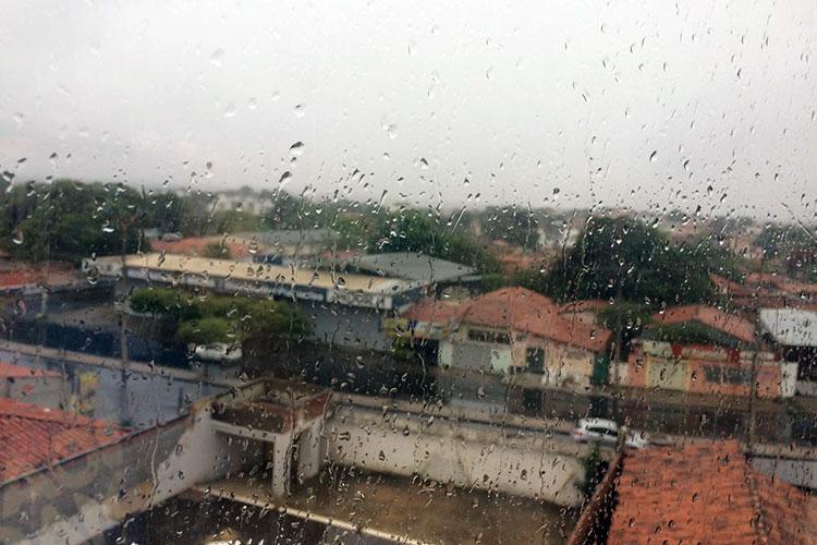 Novembro vai começar com chuva na Bahia, Piauí e Maranhão