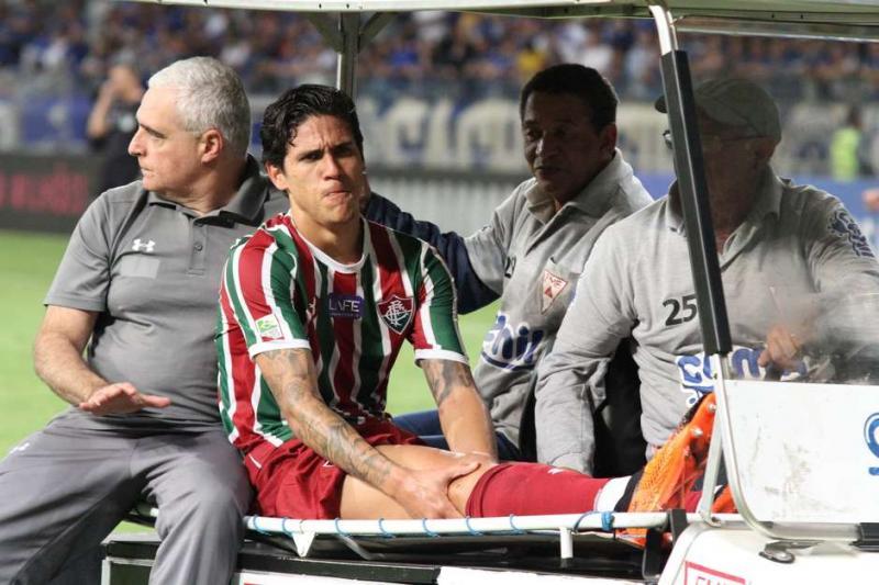Pedro deve ser cortado da Seleção Brasileira após lesão