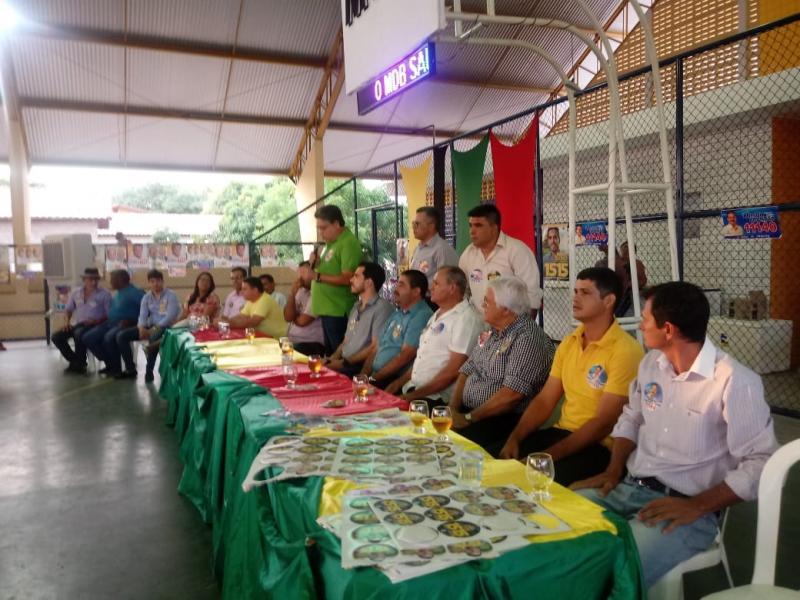 MDB de Lagoa do Piauí realiza convenção e acolhe novos membros