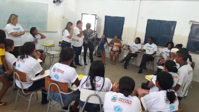 Nazária realizou 1º Fórum Comunitário do Selo Unicef