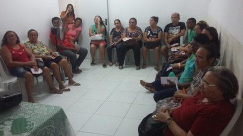 """Secretaria promoveu palestra para cuidadores do""""Programa Melhor em Casa"""""""