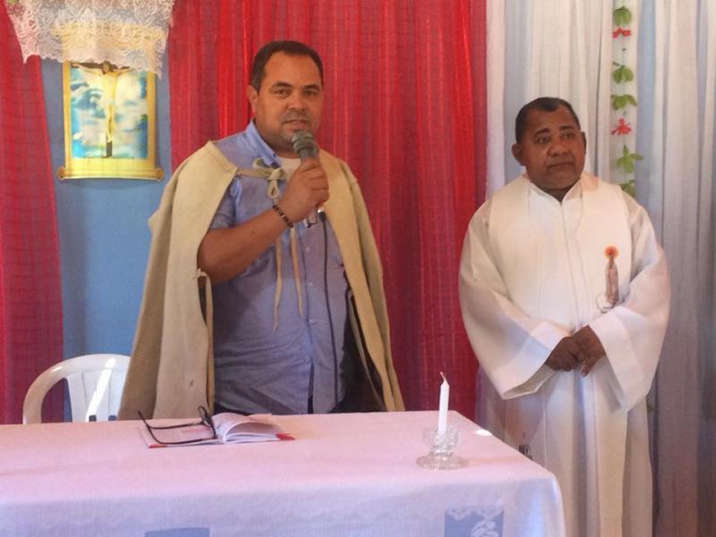 Prefeito participa do Dia dos Vaqueiros em comunidades de Pau D'Arco