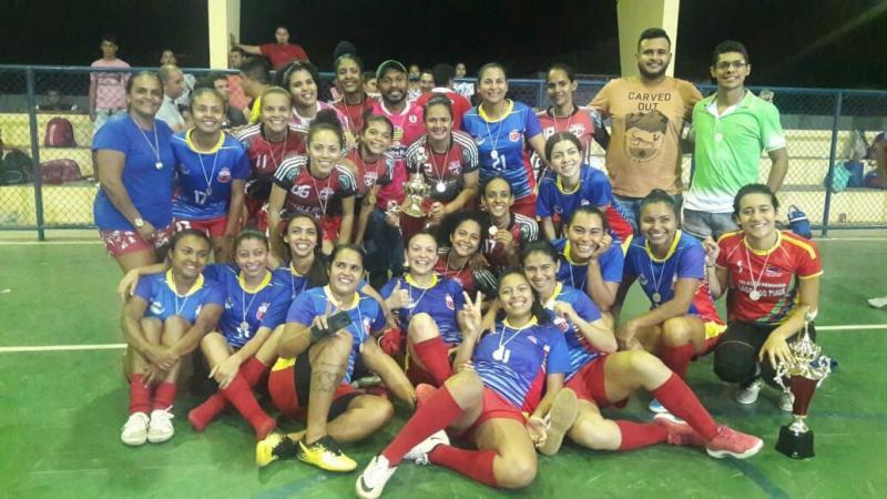 Lagoa do Piauí realiza 1º Torneio de Futsal Feminino