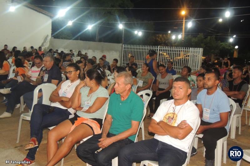 I Fórum Comunitário em Campo Largo-PI, em busca do Selo UNICEF