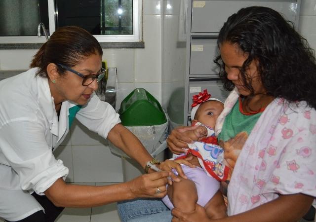 FMS prorroga a campanha de vacinação contra a polio e sarampo