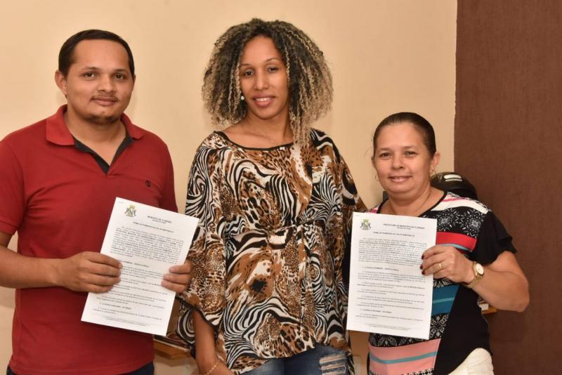 Prefeitura assina contrato com permissionários da praça do Catumbi