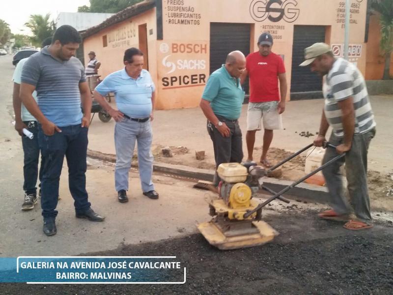 Em 10 meses de governo, secretaria de obras deixa Uruçuí de cara nova