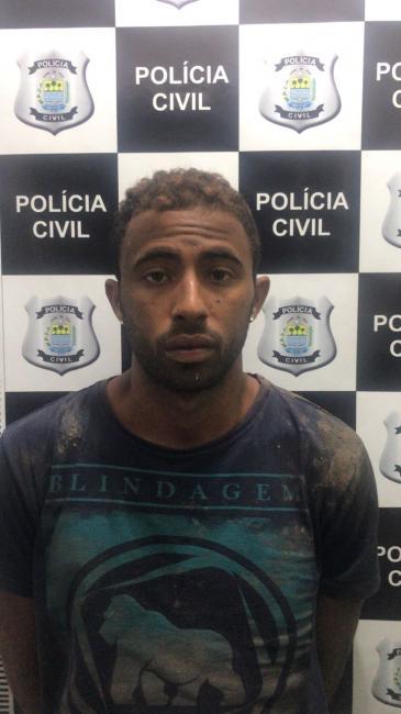 Acusado de matar professor em São Pedro do PI é preso em Parnarama-MA