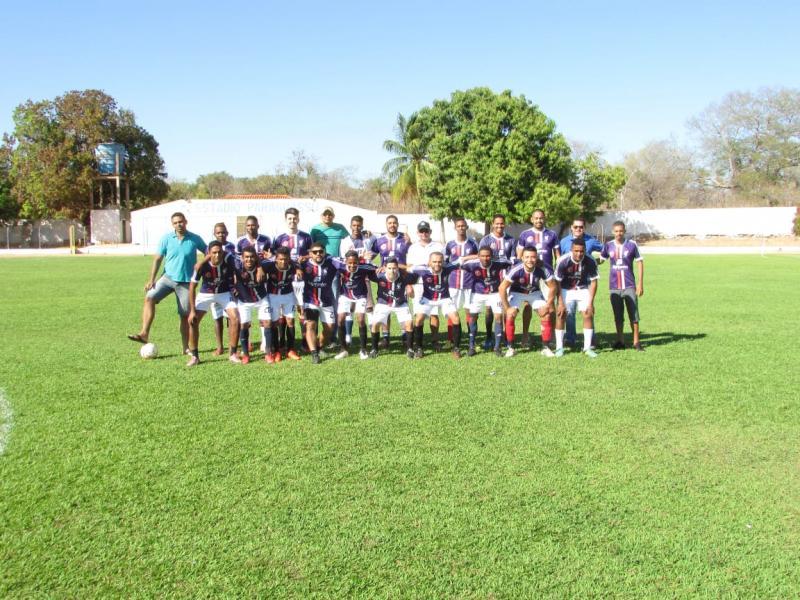 Equipe do Bárbaros Futebol Clube fará sua estréia na copa extremo Sul