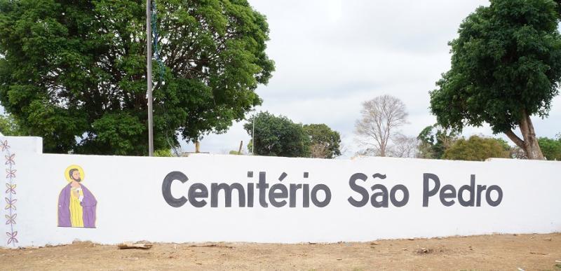 Prefeitura prepara cemitérios para receber visitantes em dia de finados