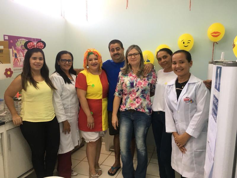 Lagoa do Piauí ultrapassa meta da campanha de vacinação contra poliomielite