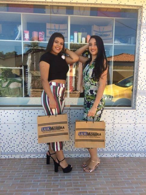 Promoção Lux Moreira em Gilbués