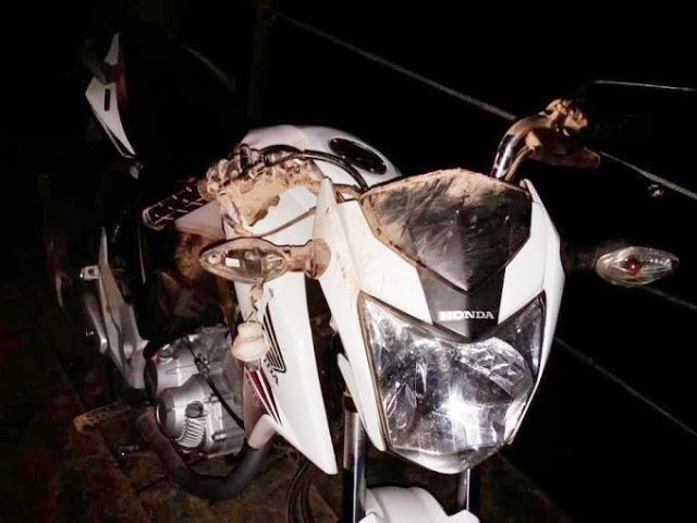 Professor sofre grave acidente de motocicleta no Piauí