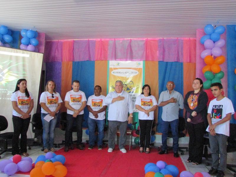 Prefeitura de Lagoinha do Piauí promove I Fórum Comunitário do Selo UNICEF