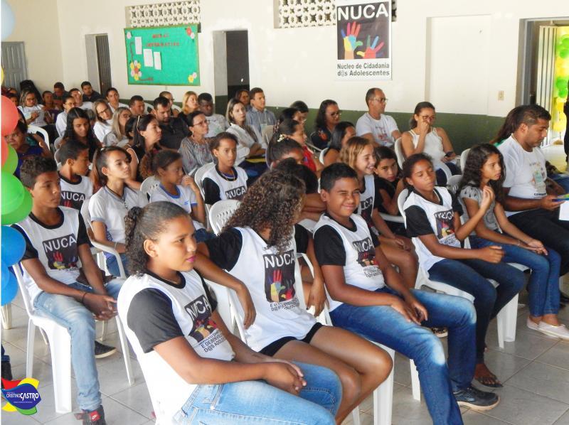 Prefeitura de Cristino Castro realiza 1º Fórum Comunitário do Selo-Unicef