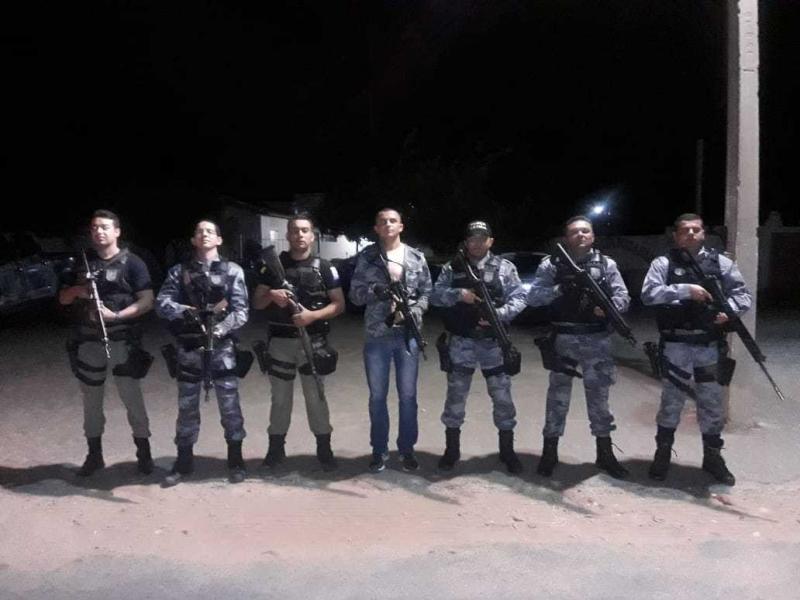 Polícia Militar apreende 518 pinos de cocaína no Piauí