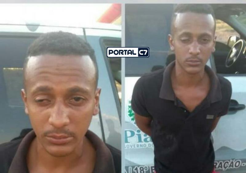 Homem é preso após furtar Moto em Amarante e tentar vendê-la em Angical