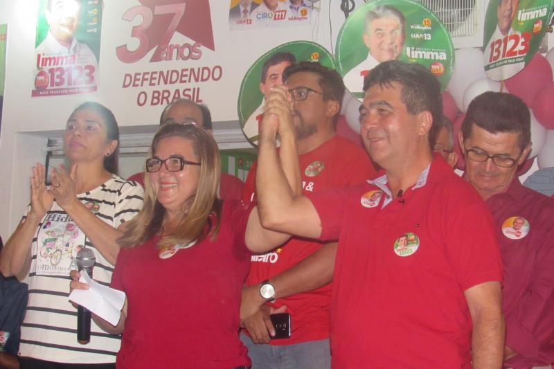 Deputado Limma realiza lançamento de sua candidatura em São João do Arraial